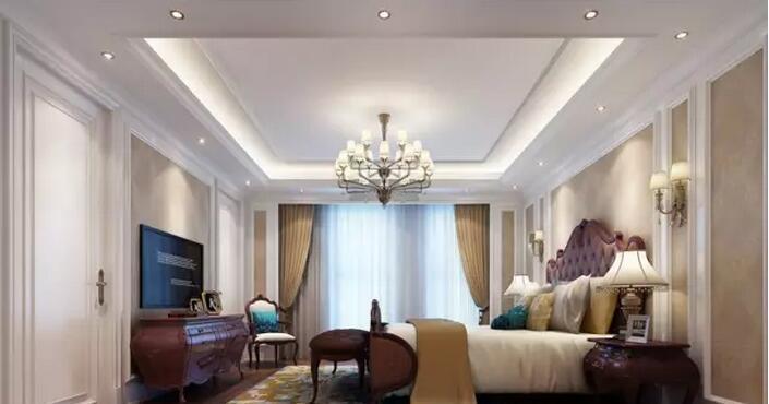 680平联排别墅装修设计案例