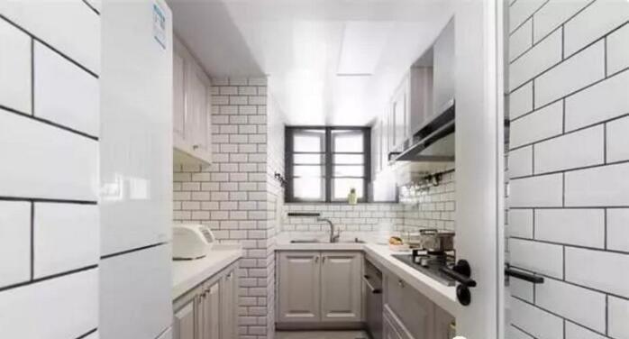 两shi两厅84平米美式风格装修3