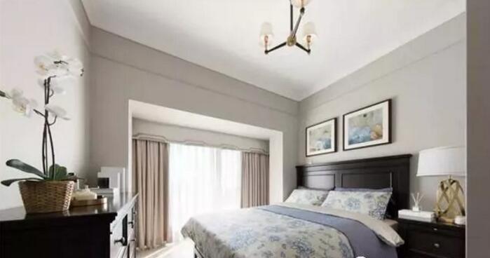 两shi两厅84平米美式风格装修5