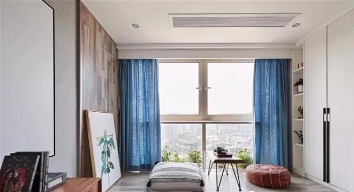 两居室85平米北欧风格装修案例效果2