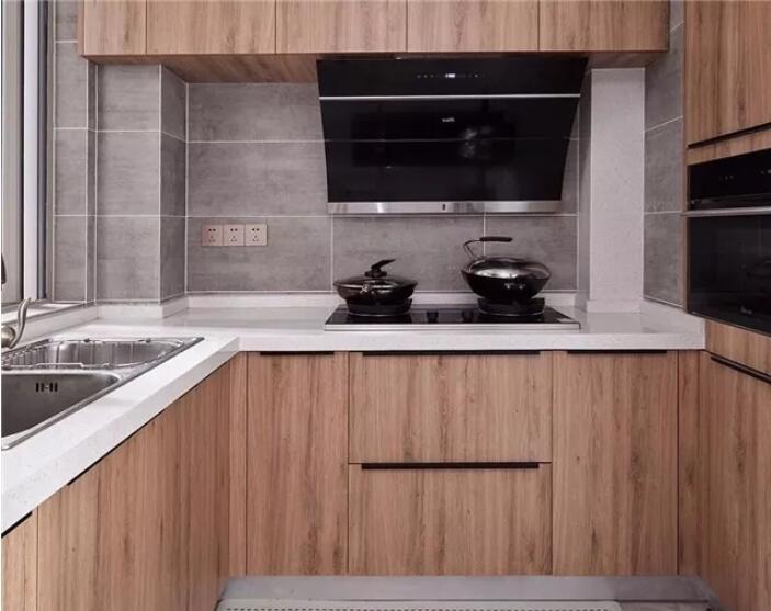 两居室85平米北欧风格装修案例效果4