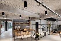 Loft办公室装修设计怎么做