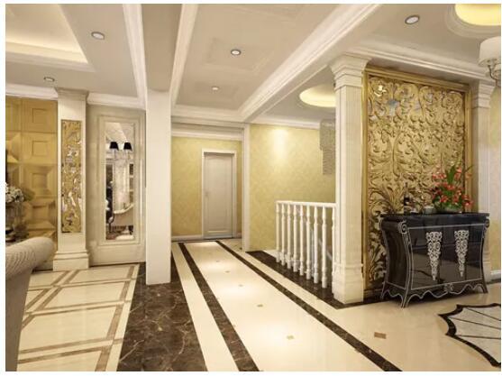 80平米两室一厅装修效果图