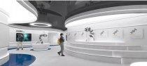 展厅装修设计要突出企业特色
