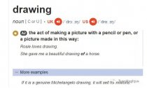 painting是什么意思,Drawing 和 Painting 的区别