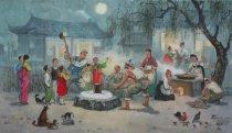 中秋节几月几日,中秋节的来历和习俗