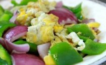 洋葱怎么做好吃,洋葱炒鸡蛋,洋葱炒肉的做法