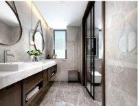 浴室如何装修设计更显高档?