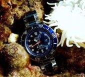 精工PROSPEX系列蓝盘潜水腕表SNE435P1