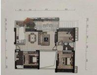 三室两厅双卫,带露台花园,这户型怎么样?
