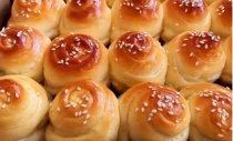 分享一下蜂蜜面包的做法