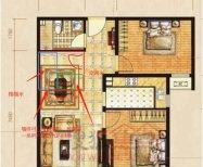 zen么多yi个房间作为书房?独立卧室及书房的做fa