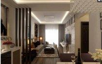 L型客厅怎么装修设计?