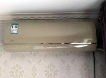 美的变频1.5匹壁挂空调怎么样?